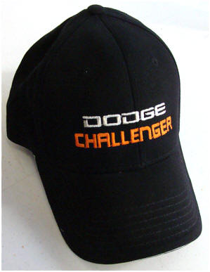 Dodge Challenger Parts And Accessories Store Apparel Hats Logo