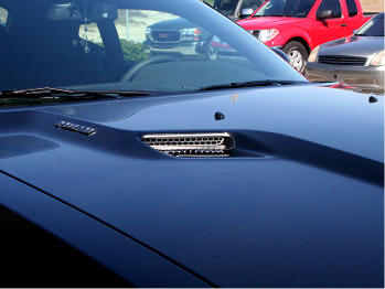 Dodge Challenger Parts And Accessories Store Grilles Hood