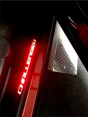 Dodge Challenger Parts And Accessories Store Door Sills