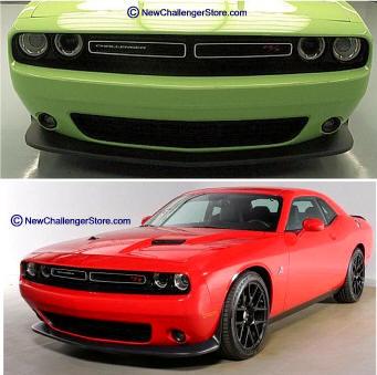 dodge challenger parts and accessories store spoilers and wings. Black Bedroom Furniture Sets. Home Design Ideas