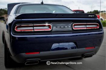 Dodge Challenger Stainless Steel Side Marker Trim ACC-152007