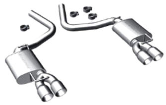 Dodge Challenger Exhaust systems