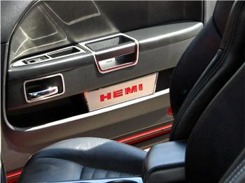 Dodge Challenger Parts And Accessories Store Interior Trim Doors