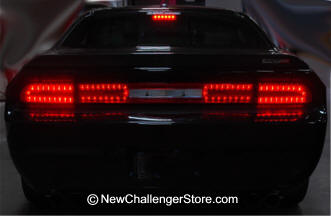 Dodge Challenger Parts And Accessories Store Lights Halo